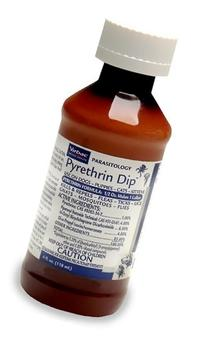 Virbac Pyrethrin Dip Concentrate 4 oz