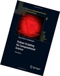 Python Scripting for Computational Science