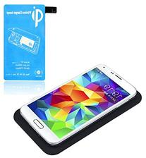 TPT Qi Wireless Charger Charging Pad + Receiver Kit for