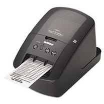 Brother Ql-720Nw Label Printer, 93 Labels/Minute, 5W X 9-3/
