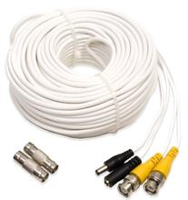 Q-See QS100B Video and Power 100-Foot BNC Male Cable with 2