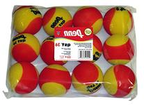 Penn QST 36 Foam Red Tennis Balls, 12 Ball Bag