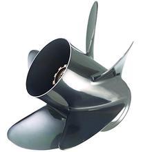 Quicksilver QST5 5B Propeller, 13.3x21RH, High Polished