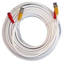 Q-See QSVRG100 Shielded Video & Power 100FT BNC Male Cable