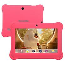 """Alldaymall 7"""" Quad Core Android Tablets for kids, with Wi-Fi"""