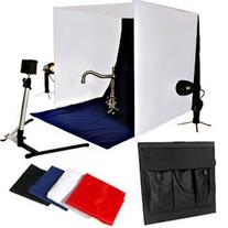 """Top Quality 24"""" Inch In Photo Cube Studio Light Professional"""