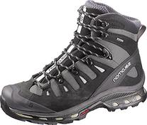 Salomon Men's Quest 4D 2 GTX Hiking Boots Detroit / Black /
