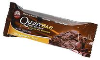 Quest Nutrition Bar - Chocolate Brownie - Case of 12 - 2.12