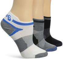 ASICS Women's Quick Lyte Single Tab Socks, Bondi Blue