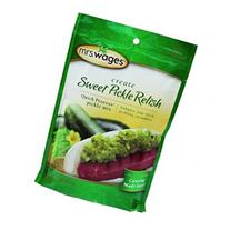 Mrs. Wages Quick Process Sweet Pickel Relish Pickle Mix 3.88