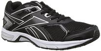 Reebok Men's Quickchase Xw Running Shoe, Black/Pure Silver/