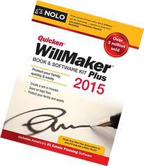 Quicken WillMaker Plus 2015 Edition: Book & Software Kit