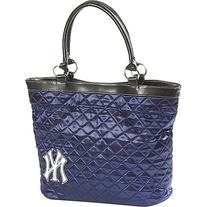 Littlearth Quilted Tote - New York Yankees