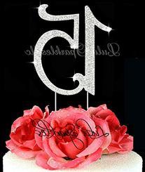 Lulu Sparkles LLC Quinceanera 15 Rhinestone Crystal Cake