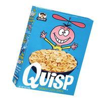 Quaker Quisp Crunchy Corn Cereal, 9 oz