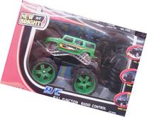 New Bright R/C; Full Function Radio Control Hummer H2 GREEN