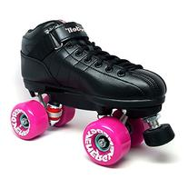 Riedell R3 Energy Purple Outdoor Quad Roller Derby Speed
