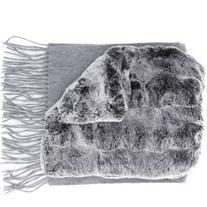 N.Peal - rabbit fur scarf - women - Rabbit Fur/Cashmere -