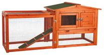 Trixie Pet Products Rabbit Hutch with Outdoor Run