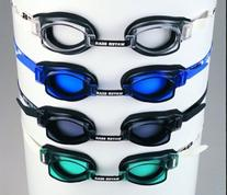 Water Gear RACER Swim Goggles Anti-fog fit for Competition