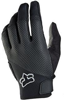 Fox Racing Reflex Gel Mountain Bike Gloves, Black, Medium