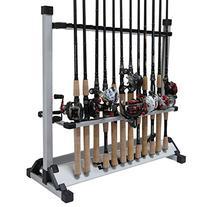 KastKing Rack 'em Up Portable Aluminum Fishing Rod Holder -