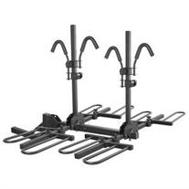 CURT Manufacturing 18086 Bike Rack; Hitch Mount Tray Style;