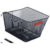 Sunlite Rack Top Mesh Basket, 16x13x8in, Black