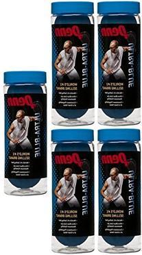 Ultra Blue Penn Racquetball Qty 36