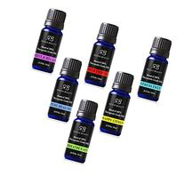 Radha Beauty Essential Oils 6 Blend set for Aromatherapy -
