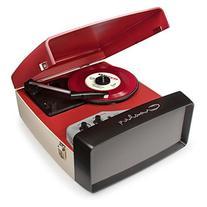 CROSLEY RADIO CR6010A-RE Collegiate Turntable