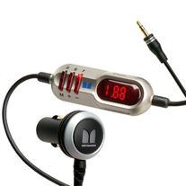 Monster Radio Play 300 Wireless Car Stereo FM Transmitter