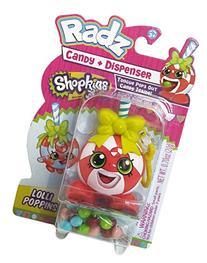 Shopkins Radz Candy Dispenser Snow Crush