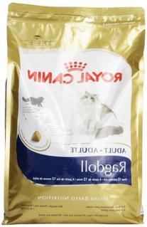 Royal Canin Ragdoll Breed Adult Dry Cat Food, 7 lb