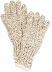 Fox River Ragg Glove, Medium, Brown Tweed