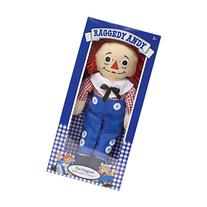Raggedy Andy The Original Doll With a heart Plush Doll