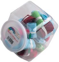 Players Products Rainbow Clar Swab-36/Jar