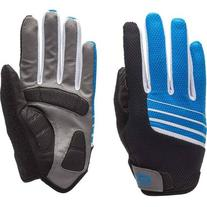 Bell Sports Ramble 550 Full-Finger Cycling Gloves, Blue