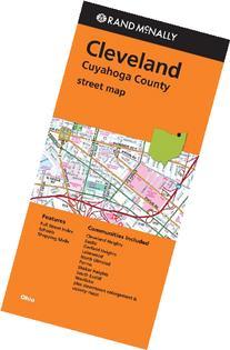 Rand McNally Cleveland, Cuyahoga County Street Map