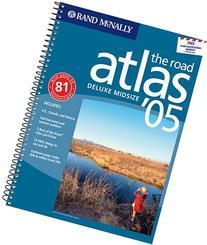 Rand McNally Deluxe Midsize the Road Atlas