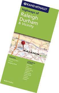 Rand McNally Folded Map: Raleigh Durham Highways