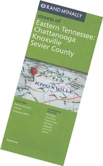 Rand McNally Folded Map: Eastern Tennessee