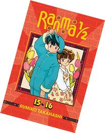 Ranma 1/2 , Vol. 8: Includes Volumes 15 & 16
