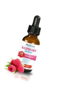 100% PURE Raspberry Ketone Drops - LOSE WEIGHT OR YOUR MONEY