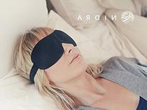 Patented Sleep Mask, Nidra® Deep Rest Eye Mask with