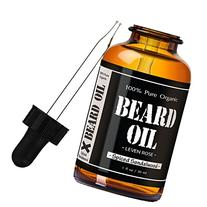 #1 RATED Spiced Sandalwood Scented Beard Oil and Leave-in