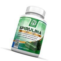 BRI Nutrition Spirulina - 2000mg Maximum Strength Supplement