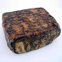 Raw African Black Soap Imported From Ghana 1lb