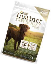 Instinct Raw Boost Grain-Free Venison Meal & Lamb Meal