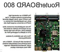 Mikrotik RB800 RouterBOARD 800MHz 256MB RAM 4 MiniPCI
